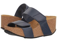 Eric Michael Lily Navy Sandals