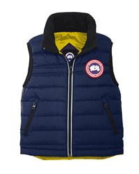 Canada Goose Bobcat Down Puffer Vest Pacific Blue