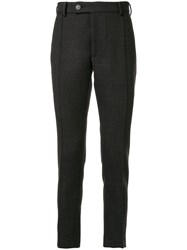 Strateas Carlucci Pintuck Slim Fit Trousers 60