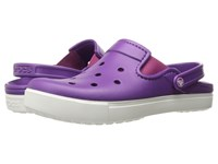 Crocs Citilane Clog Amethyst White Clog Shoes Purple