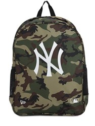 New Era Ny Yankees Backpack Camouflage