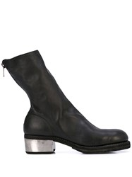 Guidi Above The Ankle Boots Black
