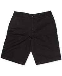 Rusty Solid Bel Air Shorts Jet Black