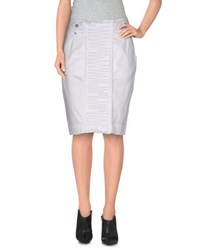 Gianfranco Ferre Ferre' Skirts Knee Length Skirts Women