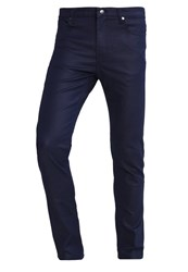 Kiomi Slim Fit Jeans Navy Denim Dark Blue Denim
