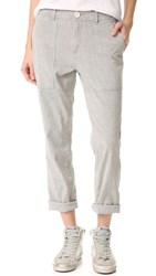 James Perse Relaxed Workwear Pants Sage
