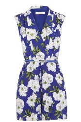 Oasis Wild At Heart Playsuit Blue