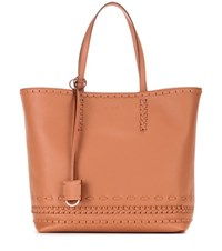 Tod's Gypsy Leather Bag Pink