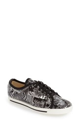 Women's French Sole 'Hampton' Water Resistant Patent Leather Sneaker