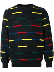 Coohem Knitted Colour Blocked Jumper 60
