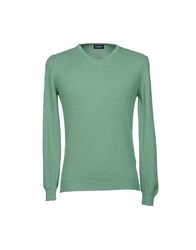 Zanieri Knitwear Jumpers Military Green