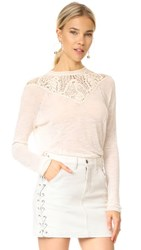 Haute Hippie Tripster Sweater Natural