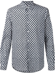 Melindagloss All Over Triangle Print Shirt