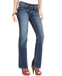 Kut From The Kloth Petite Natalie Bootcut Jeans Vagos Wash