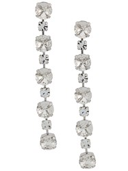 Ca And Lou Victoria Earrings Silver