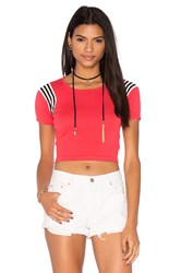 Unif Tlc Top Red