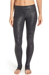 Women's New Balance Foiled Stirrup Tights