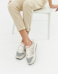 Saucony Pink Shadow 5000 Trainers Multi