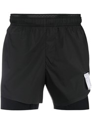 Satisfy Short Distance Shorts Black
