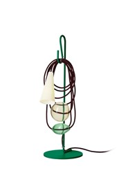 Foscarini Filo Southern Talism Table Lamp Green
