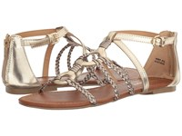 Report Gustava Gold Synthetic Women's Shoes