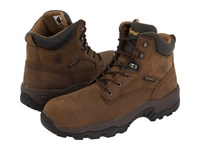 Chippewa 6 55161 Wp Comp Toe Brown Men's Work Boots