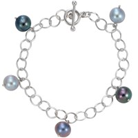 London Road Cultured Fresh Water Pearl Bracelet