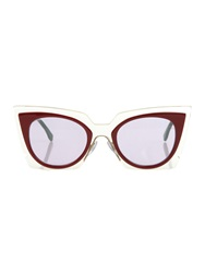 Fendi Square Framed Sunglasses