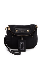 Marc By Marc Jacobs Preppy Nylon Natasha Bag Black
