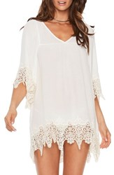 L Space Women's Lace Cover Up Tunic