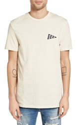 Vans Men's Pilgrim Graphic T Shirt Turtle Dove