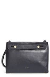 Skagen Mini Mikkeline Leather Satchel