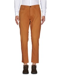0 Zero Construction Casual Pants Brown