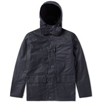 Barbour Dulwich Wax Jacket Blue