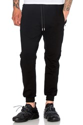 Stampd Essential Moto Warm Up Pant Black