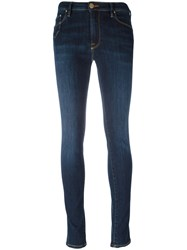 Don't Cry Super Skinny Jeans Blue