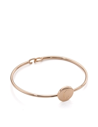 Sarah Chloe Rose Gold Plated Ella Bangle