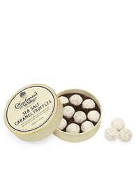 Charbonnel Et Walker Milk Sea Salt Caramel Truffles 4.2 Oz. No Color