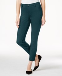 Lee Platinum Petite Jeggings Deep Teal