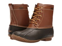 Khombu Sedano Brown Men's Boots