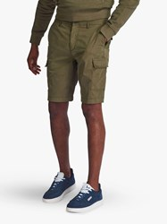 Lyle And Scott Cargo Shorts Lichen Green