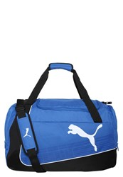 Puma Evopower Medium Sports Bag Team Power Blue Black White