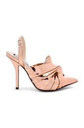 N 21 Knot Pump Metallic Copper