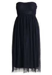 Only Onlmaja Cocktail Dress Party Dress Night Sky Dark Blue