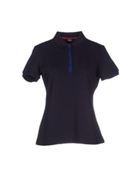 Husky Polo Shirts Dark Blue