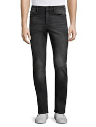 Dl1961 Russell Straight Fit Jeans Black