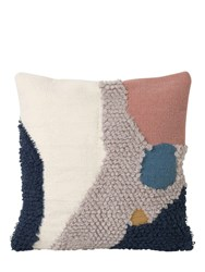 Ferm Living Landscape Wool Pillow Multicolor