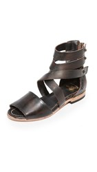 Freebird By Steven Wish Sandals Black