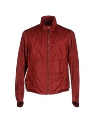 Allegri Coats And Jackets Jackets Men Maroon