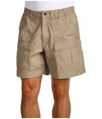 Royal Robbins Blue Water Short Khaki Shorts